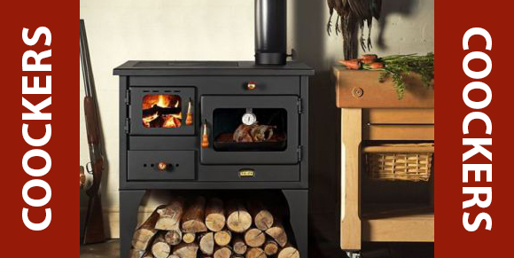 Fireplaces and Cookers