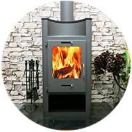 Stoves-with-integral-boiler